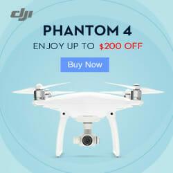 ドローンで熊本上空を空撮 DJI Phantom 4