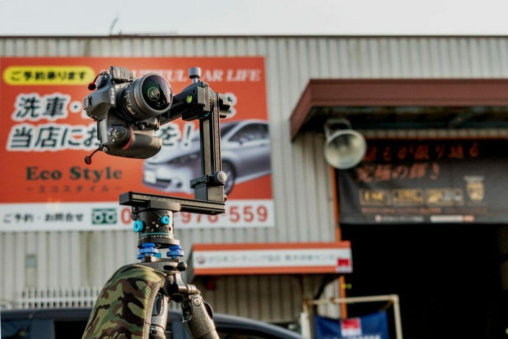 360度パノラマ写真撮影 エコスタイル熊本