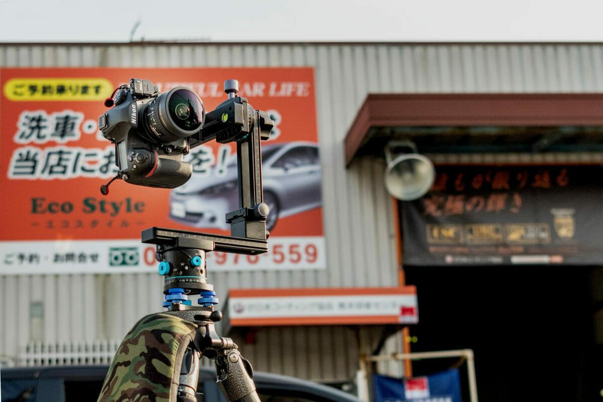 Googleストリートビュー用 高画質360パノラマ写真撮影