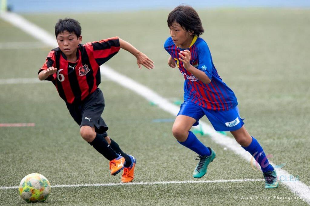 アルエット熊本フットボールクラブ 出張写真撮影