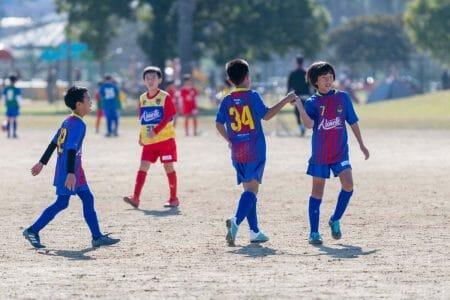 スポーツの出張写真撮影 サッカー